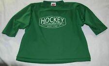 Boys Hockey Academy Dallas x Stars Jersey Top Shirt Yl Green K1 Sportswear