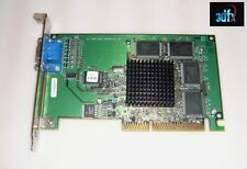 3dfx Voodoo 3 v-100 VELOCITY AGP; GPU Avenger 143/143mhz; 8mb SGRAM; AGP 2x; anno 1999