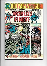 World's Finest #227 February 1975 100 page giant Superman Batman Deadman Joker