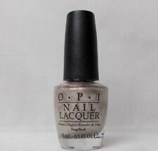 OPI Nail Lacquer  NK H84 Five And Ten Silver Glitter New Bottle 28