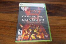 COMMAND AND & CONQUER  LA FUREUR DE KANE ---  NEUF  ---  pour XBOX 360  / NTSC