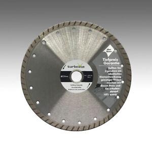 Marcrist T155 230mm x 22,23mm Diamant-Trennscheibe Beton Profi Präzisionsschnitt
