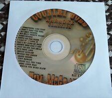 TIM MCGRAW KARAOKE CDG BEST OF COUNTRY GOLD KARAOKE CLASSICS CD+G *SALE*