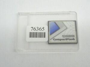 Xmore Industrial Cf Card 128MB Compactflash CF-128-XIC84/40467