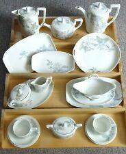 diverse Teile Rosenthal Porzellanservice - Isolde Kirschblüte Tee-Kaffeeservice