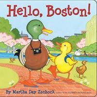 Hello, Boston!: By Zschock, Martha