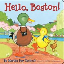 The Hello Boston!: The Best One Ever