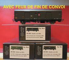 MW 30300/302 MODELS WOLD  FOURGON AVEC FEUX DE FIN DE CONVOI NEUF  EN BOITE