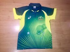 d590d763afb AUSTRALIA ASICS CRICKET SHIRT JERSEY NEW WITHOUT TAGS SIZE 14 WOMENS