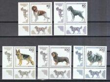 Echte Briefmarken mit Motiven aus der Bundesrepublik Postfrische