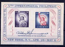 UNITED STATES Sc#1075 1956 5th International Philatelic Exhibition MNH