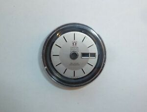 DIAL OMEGA electronic f300Hz De Ville Chronometer Cal. 1260 NOS new old stock