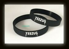 WWJD Bracelet Kanye West Fear of God Purpose Tour Yeezy Boost v2 350 black zebra