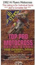 1992 Hi Flyers Champs Motocross  -  Choose a Rider