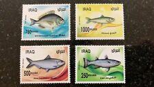 Iraq 2019 MNH Stamp Fish Of The Arabian Gulf