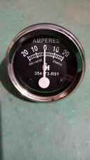 Amp Gauge Ammeter for Farmall IH Cub A AV B C H M MD I6 W4 W6 Supers 3544
