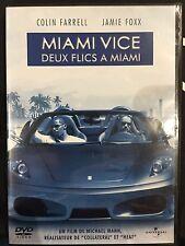 DVD - Comme neuf - MIAMI VICE -Zone 2 - JAMIE FOXX