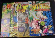 1963 1 2 3 5 Image Comic Lot Simpson Alan Moore Rick Veitch Totleben 1993 VF/NM