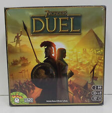 7 Wonders Duel Board Game - 2 Player -  New Sealed