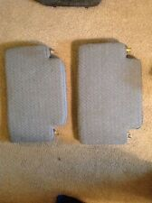 TOYOTA TACOMA 1996 BOTTOM REAR SEATS RIGHT N LEFT HAND SIDE
