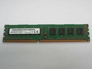 Micron 4GB (1-Stick) MT8JTF51264AZ-1G6E1 PC3-12800 DDR3 1600 Desktop Memory RAM