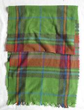 Sublime Echarpe en laine FUCHS SCHMITT foulard TBEG  vintage scarf