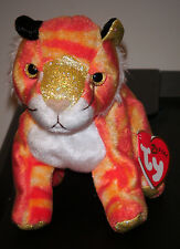 Ty Beanie Baby ~ TIGER (Chinese ZODIAC) ~ MINT with MINT TAGS ~ RETIRED
