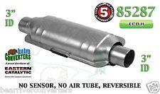 "Eastern Universal Catalytic Converter ECO II Catalyst 3"" Pipe 14"" Body 85287"