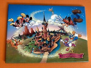 Souvenir Fridge Magnet - Disneyland Park