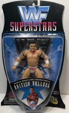 1996 Wef/Wwe Jakks Pacific Brittish Bulldog Davey Boy Smith