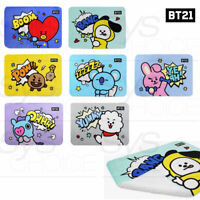 BTS BT21 Official Authentic Goods Flannel Fleece blanket 100x70cm + Tracking Num