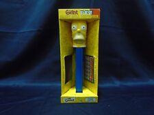 The Simpsons Giant Pez Dispenser Homer