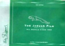 Jaguar File 1922-97 by Eric Dymock (2001, 432 Pg Hardcover) England Published LN