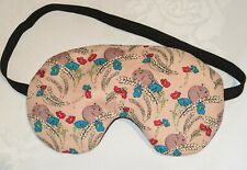 Handmade Cute Field Mouse Sleep Eye Mask Blindfold Hen Stag Blackout Migraine