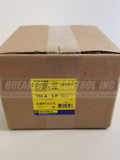 Square D HDL36150U44X 3P 150A 600V-New In Box