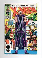 UNCANNY X-MEN #200 - Marvel Comics - VF+ Condition - Professor X Quits
