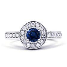 Blue Cluster Not Enhanced Fine Rings