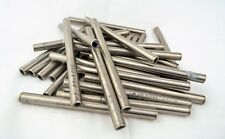 8mmx100mm 1.0 Wall Stainless Tube for Handle Making Knife Scales Lanyard Pins