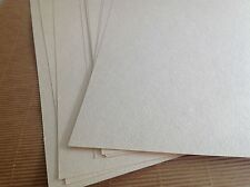 20 x A4 Papers Cream 100% Recycled Light Texture Printable