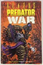 Aliens Predator War GN Softcover 1st Edition (Titan 1996)