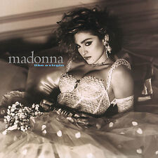 Madonna LP Like a Virgin White Vinyl Limited Edition 2018 140g Stkr