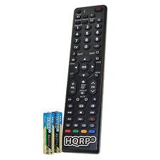 Hqrp Télécommande pour Philips 32PDL7906M 32PDL7906T 32PF5321D 32PF7320A HD TV