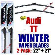 WINTER Wipers 2-Pack Premium Grade - fit 2008-2014 Audi TT - 35220/210