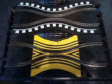 Scalextric Classic Track - 2 x Skid Chicanes.  1 x PT-78 and 1 x C178