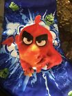 Angry Birds Red Bird Blue Christmas Stocking Santa Holidays For Kids Adults NEW
