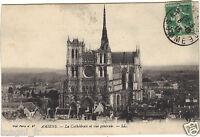 80 - CPA - die Kathedrale D'Amiens (I 4232)