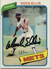 Topps New York Mets Post-WWII (1942-1980) Baseball Cards