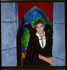 MICHAEL NOURI VAMPIRE DRACULA CLIFFHANGERS RARE 1979 NBC TV PHOTO TRANSPARENCY