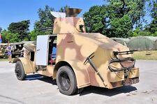 1/35 #1012  pre WWII  Polish WZ-29 Armored Car Resin Kit