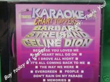Barbara Streisand~&~Celine Dion~Karaoke Chart Toppers~07~~I Drove All Night~CD+G
